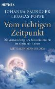 Cover-Bild zu Vom richtigen Zeitpunkt von Paungger, Johanna