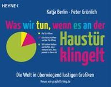 Cover-Bild zu Was wir tun, wenn es an der Haustür klingelt von Berlin, Katja