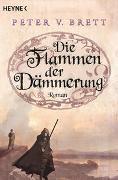 Cover-Bild zu Die Flammen der Dämmerung von Brett, Peter V.
