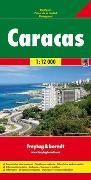 Cover-Bild zu Caracas. 1:12'000