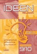 Cover-Bild zu Unterrichtsideen Religion NEU 9./10. Klasse 1. Halbband von Rupp, Hartmut (Hrsg.)