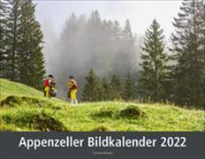 Appenzeller Bildkalender 2022 von Wueest, Carmen