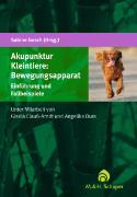 Cover-Bild zu Akupunktur Hund: Bewegungsapparat