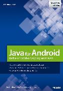 Cover-Bild zu Java für Android
