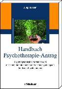 Cover-Bild zu Handbuch Psychotherapie-Antrag