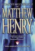 Cover-Bild zu Comentario Bíblico Matthew Henry
