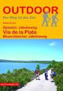 Spanien: Jakobsweg Vía de la Plata. 1:200'000 von Joos, Raimund