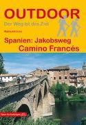 Spanien: Jakobsweg Camino Francés. 1:200'000 von Joos, Raimund