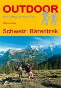 Schweiz: Bärentrek. 1:130'000 von Kürschner, Iris