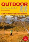 Schweden: Padjelantaleden. 1:150'000 von Hennemann, Michael