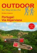 Portugal: Via Algarviana. 1:100'000 von Heitzmann, Christiane