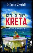 Cover-Bild zu Gefährliches Kreta von Vertidi, Nikola