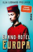 Cover-Bild zu Grand Hotel Europa von Pfeijffer, Ilja Leonard