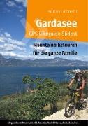 Cover-Bild zu eBook Gardasee GPS Bikeguide Südost