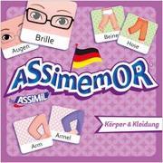 Cover-Bild zu ASSiMEMOR Körper & Kleidung