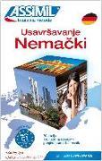 Cover-Bild zu ASSiMiL UsavrSavanje Nemacki - Deutschkurs in serbischer Sprache - Lehrbuch von Assimil Gmbh (Hrsg.)