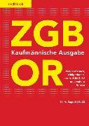 ZGB/OR Kaufmännische Ausgabe von Schneiter, Ernst J.