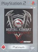 Cover-Bild zu Mortal Kombat Deadly Alliance Platinum