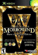 Cover-Bild zu Morrowind Game of the Year