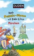 Cover-Bild zu Mein Puzzlememo mit Rabe Linus - Märchen von Raab, Dorothee