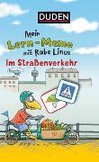Cover-Bild zu Mein Lern-Memo mit Rabe Linus - Im Straßenverkehr von Raab, Dorothee