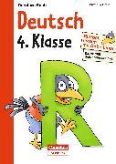 Cover-Bild zu Einfach lernen mit Rabe Linus - Deutsch 4. Klasse (eBook) von Raab, Dorothee