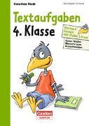 Cover-Bild zu Einfach lernen mit Rabe Linus - Textaufgaben 4. Klasse von Raab, Dorothee