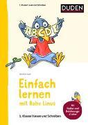 Cover-Bild zu Linus Deutsch 1. Klasse von Raab, Dorothee