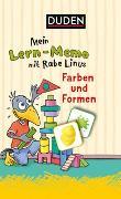 Cover-Bild zu Mein Lern-Memo mit Rabe Linus - Farben und Formen von Raab, Dorothee