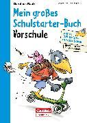 Cover-Bild zu Einfach lernen mit Rabe Linus - Mein großes Schulstarter-Buch (eBook) von Raab, Dorothee
