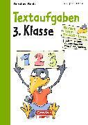 Cover-Bild zu Einfach lernen mit Rabe Linus - Textaufgaben 3. Klasse (eBook) von Raab, Dorothee