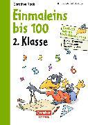 Cover-Bild zu Einfach lernen mit Rabe Linus - Einmaleins bis 100 2. Klasse (eBook) von Raab, Dorothee