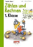 Cover-Bild zu Einfach lernen mit Rabe Linus - Zählen und Rechnen 1. Klasse (eBook) von Raab, Dorothee