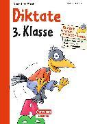 Cover-Bild zu Einfach lernen mit Rabe Linus - Diktate 3. Klasse (eBook) von Raab, Dorothee