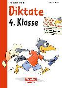 Cover-Bild zu Einfach lernen mit Rabe Linus - Diktate 4. Klasse (eBook) von Raab, Dorothee