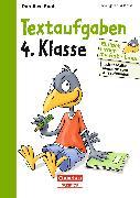 Cover-Bild zu Einfach lernen mit Rabe Linus - Textaufgaben 4. Klasse (eBook) von Raab, Dorothee