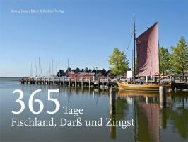 Cover-Bild zu 365 Tage Fischland, Darß und Zingst