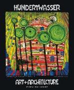 Cover-Bild zu Hundertwasser - Art und Architecture- International Kalender