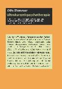 Cover-Bild zu Ultrakurzzeitpsychotherapie von Stummer, Otto