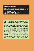 Cover-Bild zu Ultrakurzzeitpsychotherapie (eBook) von Stummer, Otto