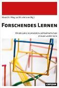 Cover-Bild zu Forschendes Lernen von Mieg, Harald A. (Hrsg.)