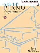 Cover-Bild zu Adult Piano Adventures All-in-One Book 2 von Faber, Nancy