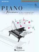 Cover-Bild zu Level 2a - Performance Book: Piano Adventures von Faber, Nancy (Komponist)