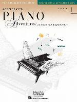 Cover-Bild zu Accelerated Piano Adventures for the Older Beginner: Technique & Artistry, Book 1 von Faber, Nancy (Komponist)