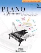 Cover-Bild zu Level 2a - Sightreading Book: Piano Adventures von Faber, Nancy