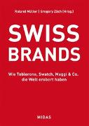 Cover-Bild zu SWISS BRANDS