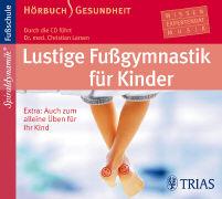 Cover-Bild zu Lustige Fussgymnastik für Kinder