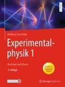 Cover-Bild zu Experimentalphysik 1 von Demtröder, Wolfgang