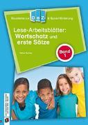 Cover-Bild zu Bausteine zur DaZ- und Sprachförderung: Lese-Arbeitsblätter: Wortschatz und erste Sätze - Band 1 von Doering, Sabine