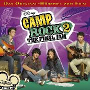 Cover-Bild zu Disney - Camp Rock 2 - The Final Jam (Audio Download) von Bingenheimer, Gabriele